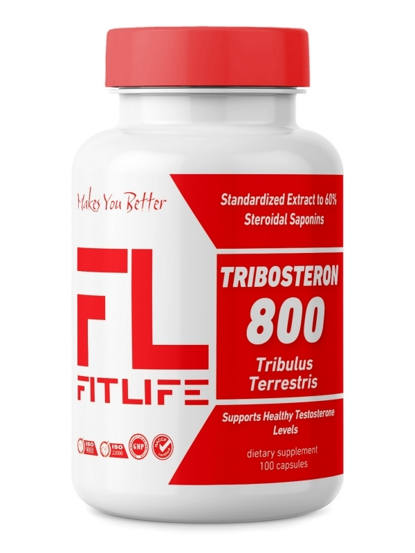 FitLife Tribosteron 800 100 caps