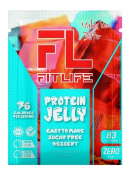 FitLife Protein Jelly 20 g